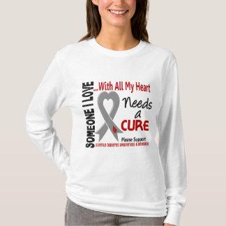 Juvenile Diabetes Needs A Cure 3 T-Shirt