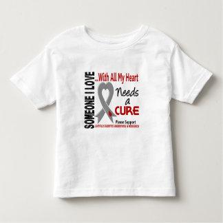 Juvenile Diabetes Needs A Cure 3 Tee Shirts