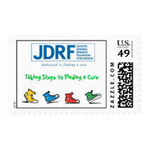 Juvenile Diabetes Research Foundation Postage