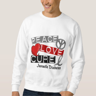 JUVENILE DIABETES SWEATSHIRT