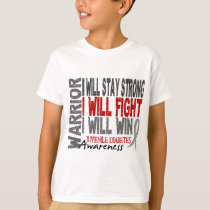 Juvenile Diabetes Warrior T-Shirt