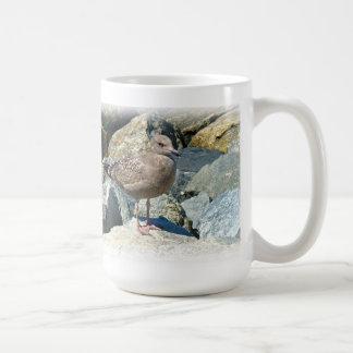 Juvenile Great Black-Backed Gull Coffee Mug