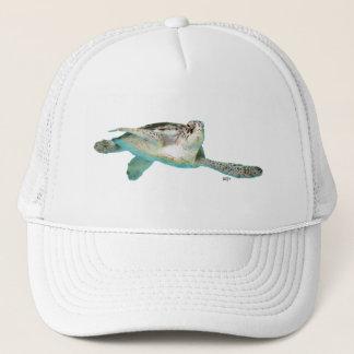 Juvenile Green Sea Turtle Trucker Hat