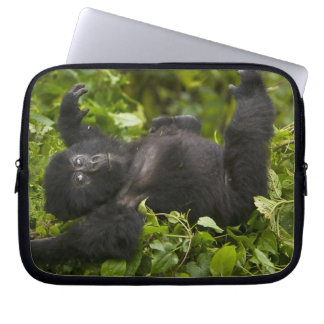 Juvenile Mountain Gorilla 2 Laptop Sleeve