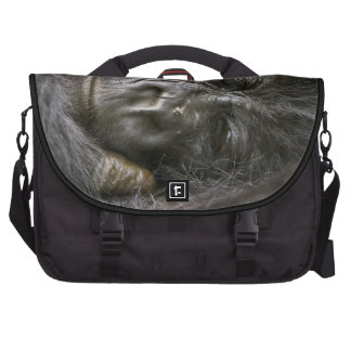 Juvenile Mountain Gorilla 4 Commuter Bags
