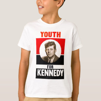 Juventud para presidente John F. Kennedy Poleras
