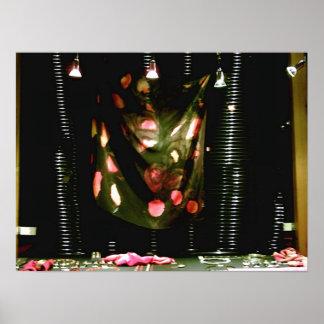Juwelier-Schaufenster 01 Deco Póster