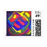 juxtl color by Rima Postage Stamp