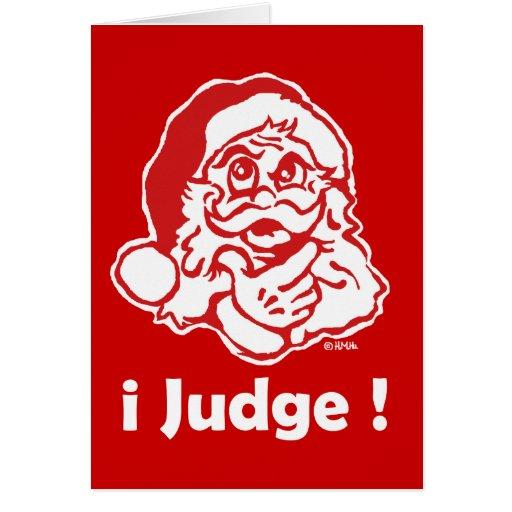 juzgo tarjeta de felicitación