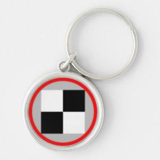 JV44 Emblem Keychain