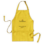 JVC, Kitchen Is Where The Heart Is... Apron