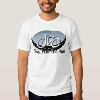 JVC Ride for the Arts T-Shirt