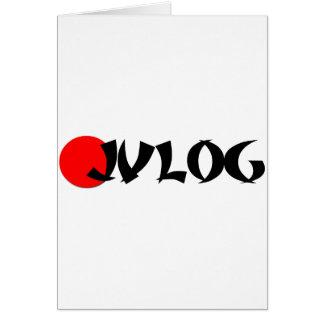 JVLOG CARD