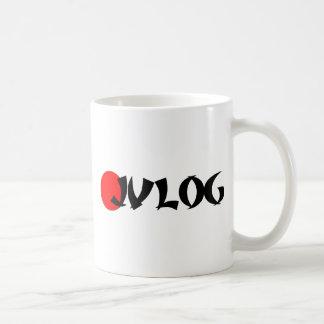 JVLOG COFFEE MUG