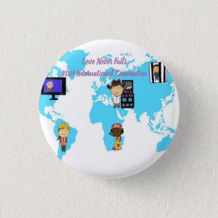 JW 2019 International Convention pins