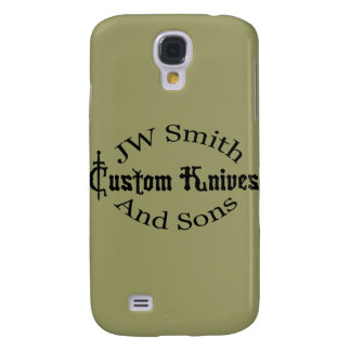 JW Smith & Sons Fitted Hard Shell Case for iPhone Galaxy S4 Cases