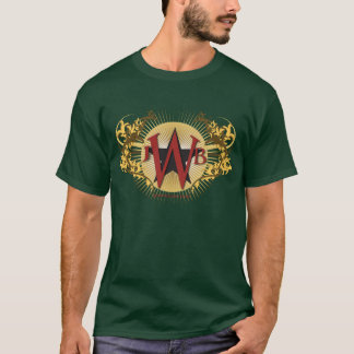 JWB Heavy Weight Forest Green T-Shirt
