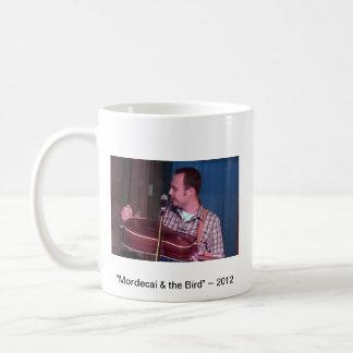 """JWB taza de café de """"Mordecai y del pájaro"""""""