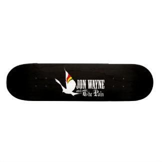 JWP Logo Board Custom Skateboard