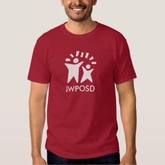 JWPOSD Dark Shirt - Red