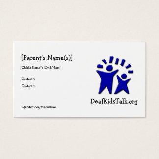 JWPOSD Parent Cards