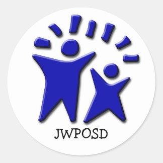 JWPOSD Stickers 1.5 inch
