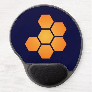 JWST icon (no text) Gel Mouse Pads