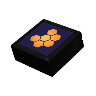 JWST icon (no text) Keepsake Boxes