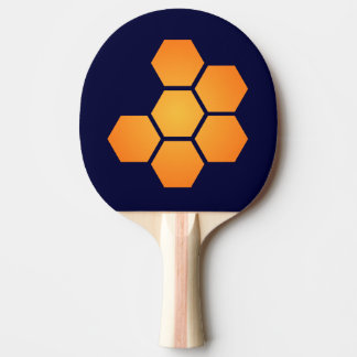 JWST icon (no text) Ping-Pong Paddle