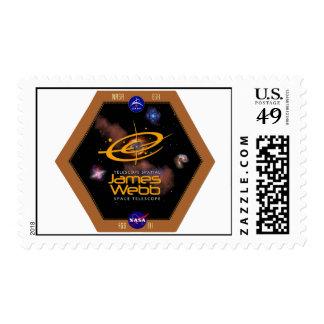 JWST NASA Program Patch Postage