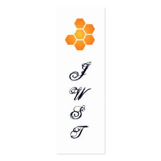 JWST on white Business Cards