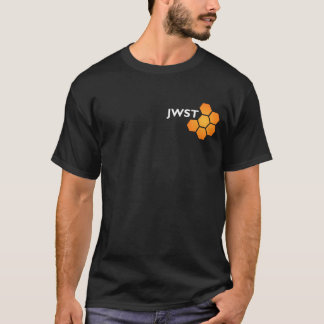 JWST Pocket Logo Dark T-shirt