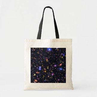 JWST Simulation Pop Art Tote Bags