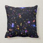 JWST Simulation Pop Art Pillow