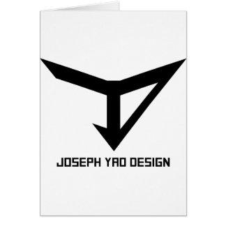 JYD Logo Card