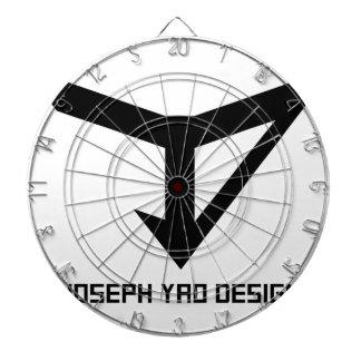 JYD Logo Dart Board