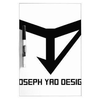 JYD Logo Dry-Erase Board