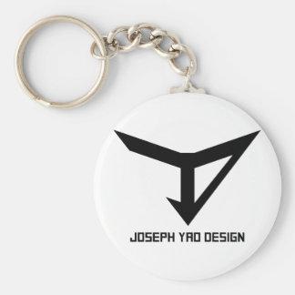 JYD Logo Keychain