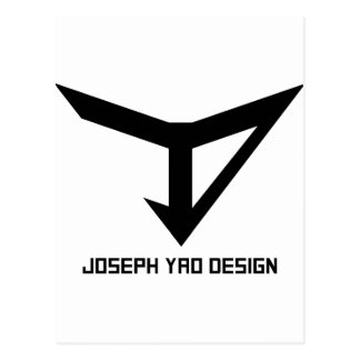 JYD Logo Postcard