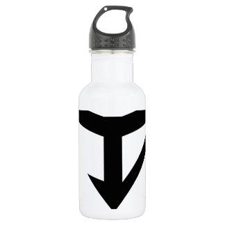 JYD Logo Stainless Steel Water Bottle