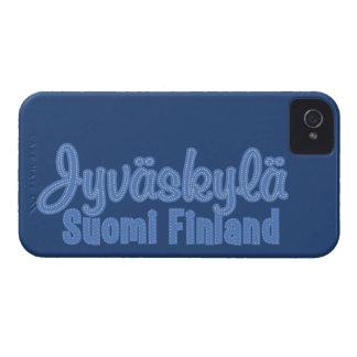 JYVÄSKYLÄ Finland custom iPhone case-mate Case-Mate iPhone 4 Case