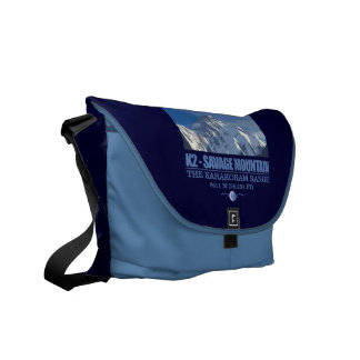 K2 -The Savage Mountain Courier Bag