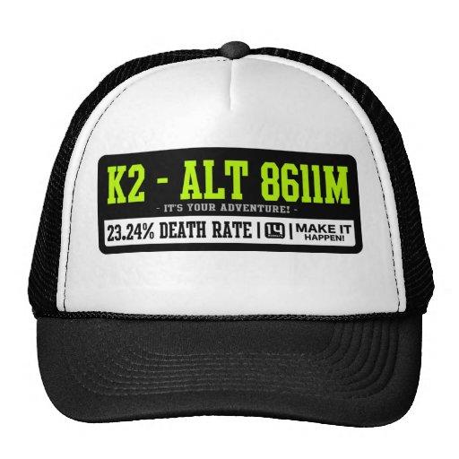 K2 TRUCKER HAT