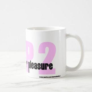 K2P2 Ribbed For Her Pleasure Merchandise Coffee Mug