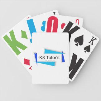 K8 Bicycle® Poker Jumbo Playing Cards