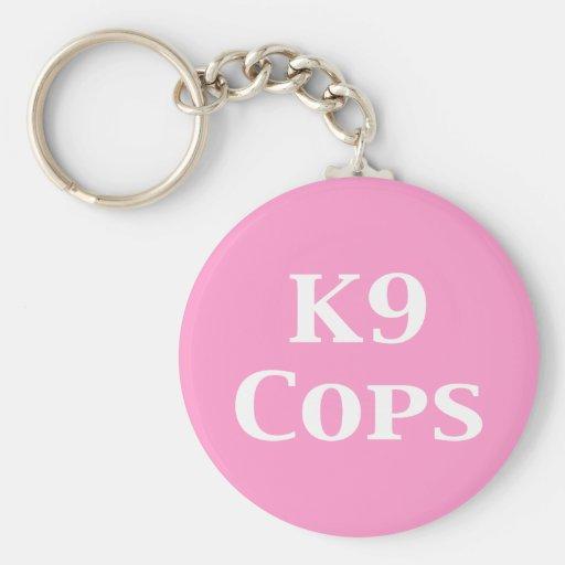 K9 captura los regalos llavero