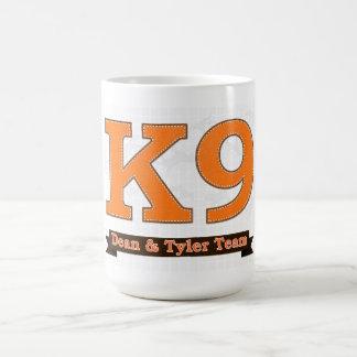 K9 COFFEE MUG