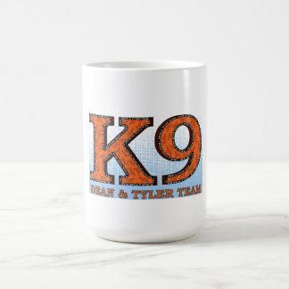 K9 COFFEE MUGS