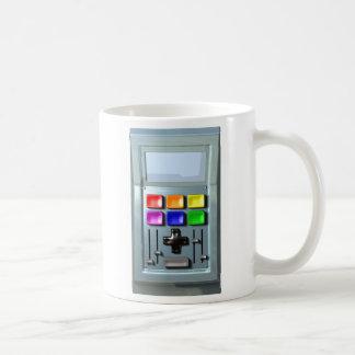 K9 Control Panel Coffee Mug