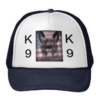 K9 Dutch Sheperd artwork by Carol Zeock Trucker Hat